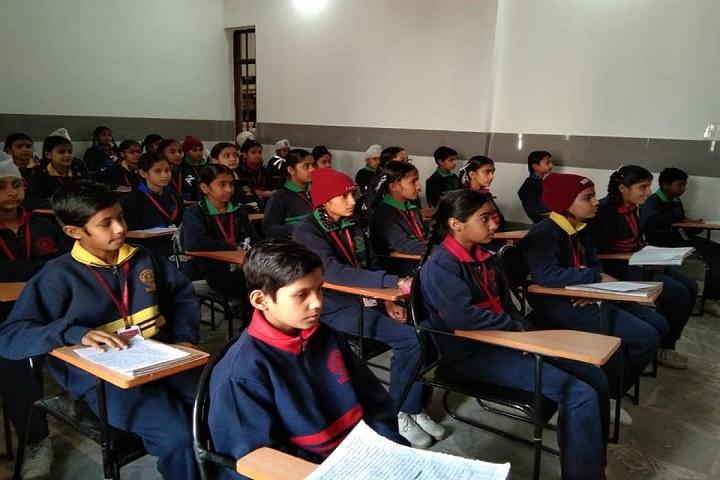 Akal Jyot Public School-Classroom