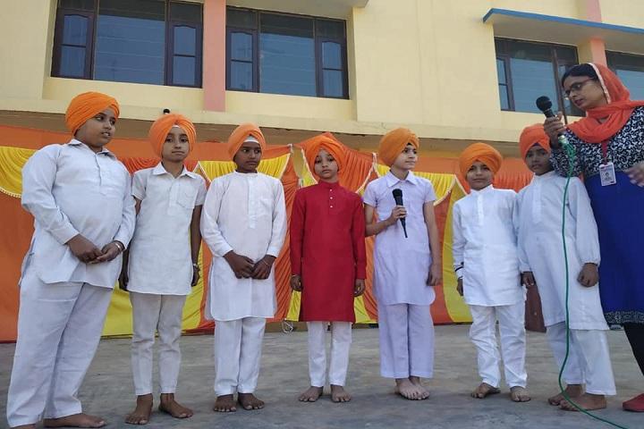 Akal Jyot Public School-School Activity