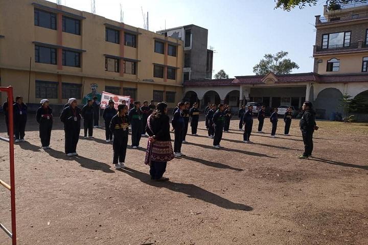 Akal Jyot Public School-Sports