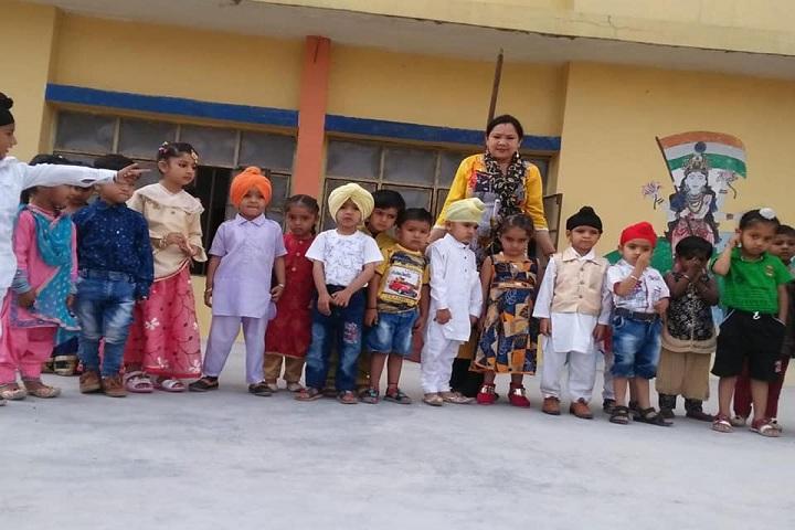 Akal Jyot Public School-Tinytots