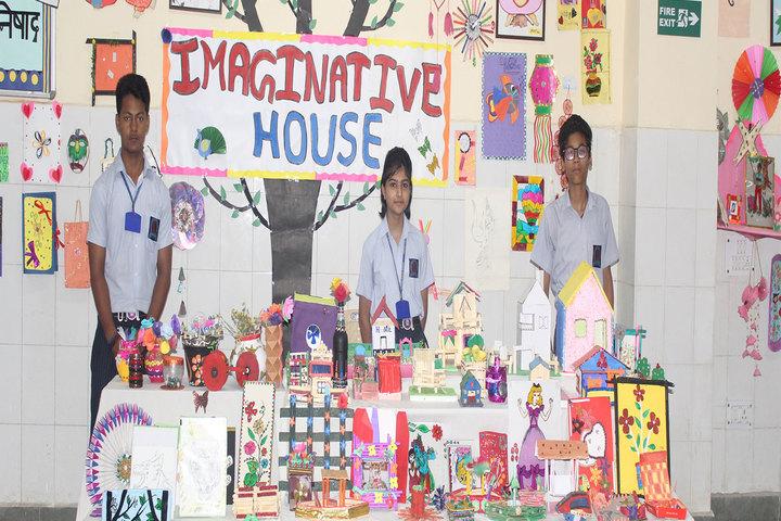 Akash Public School-Art and Craft
