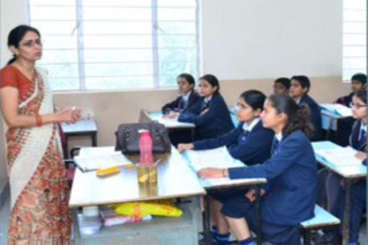 Akash Public School-Class Room