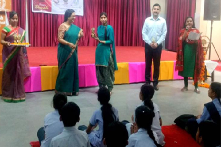 Akash Public School-Competition Winner