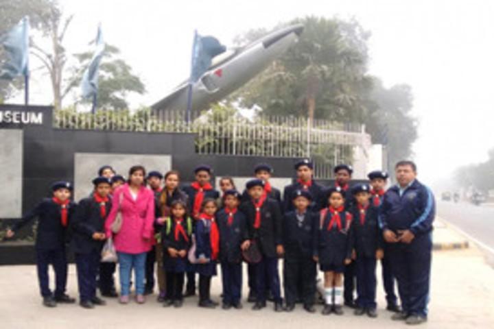 Akash Public School-Educational Trip
