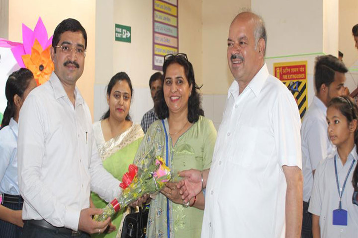 Akash Public School-Felicitation