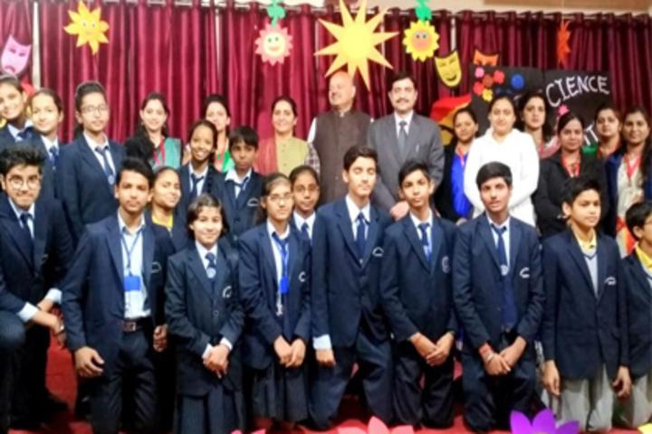 Akash Public School-Group Photo