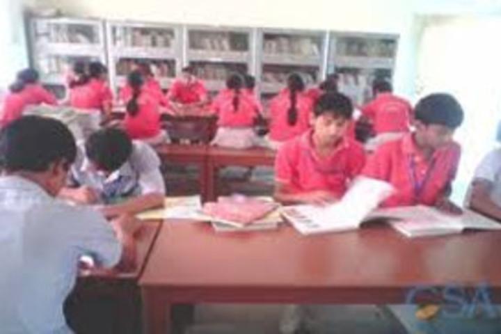 Akash Public School-Library