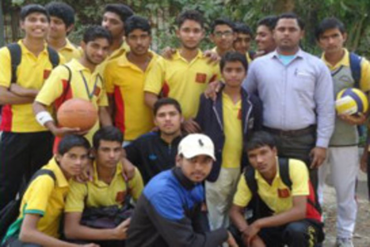 Akash Public School-Sports Team