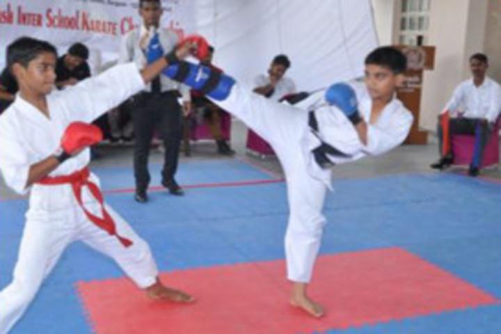 Akash Public School-Sports