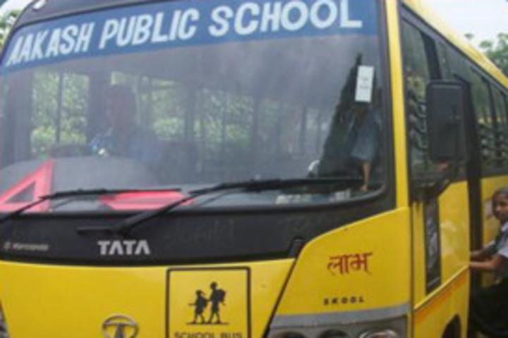 Akash Public School-Transport