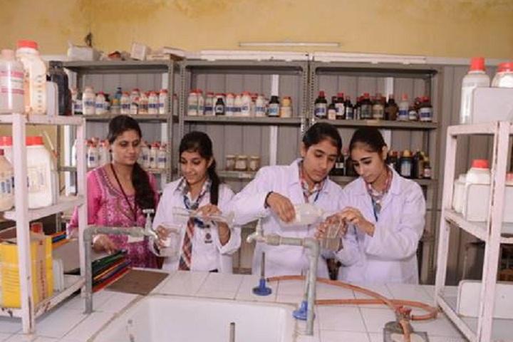 Alpine Public School-Chemistry Laboratory