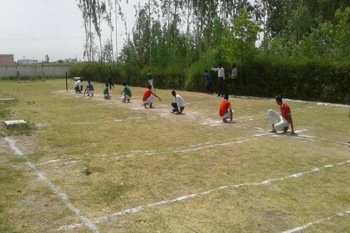 Alpine Public School-Sports kho kho