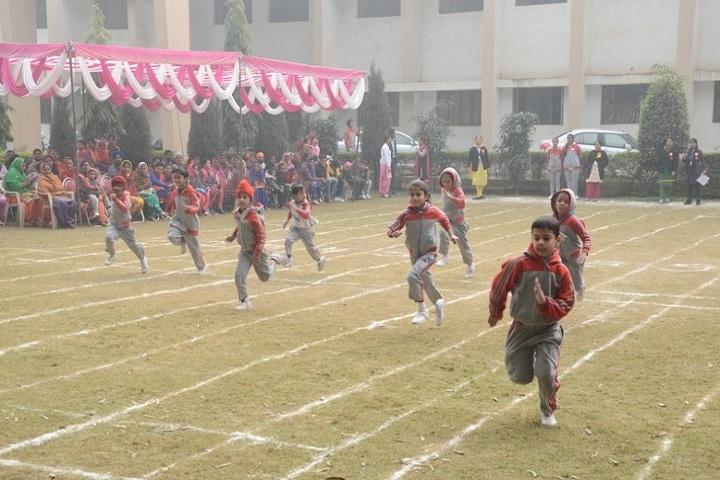 Alpine Public School-Sports running