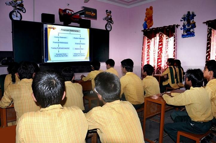 Amar Shiksha Sadan Senior Secondary School-Digital Classroom