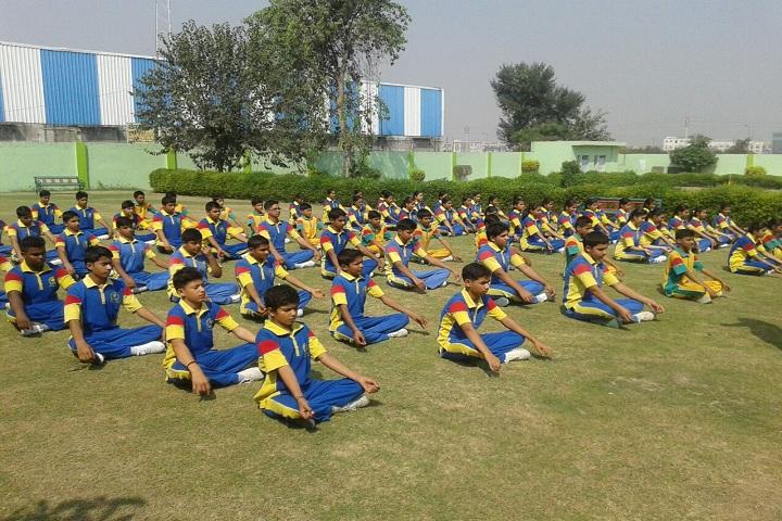Amar Shiksha Sadan Senior Secondary School-Meditation