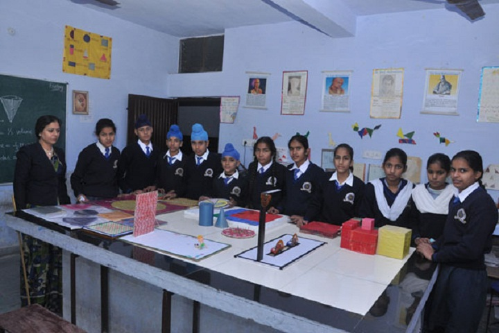 Ambala Public School-Maths Lab