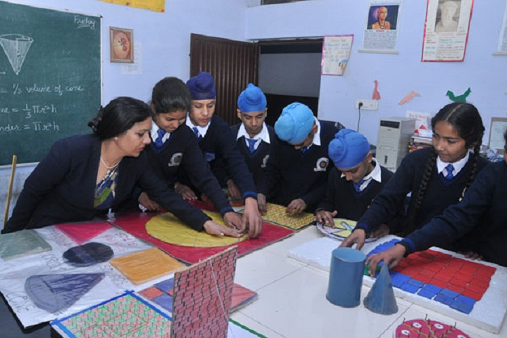 Ambala Public School-Maths Lab1