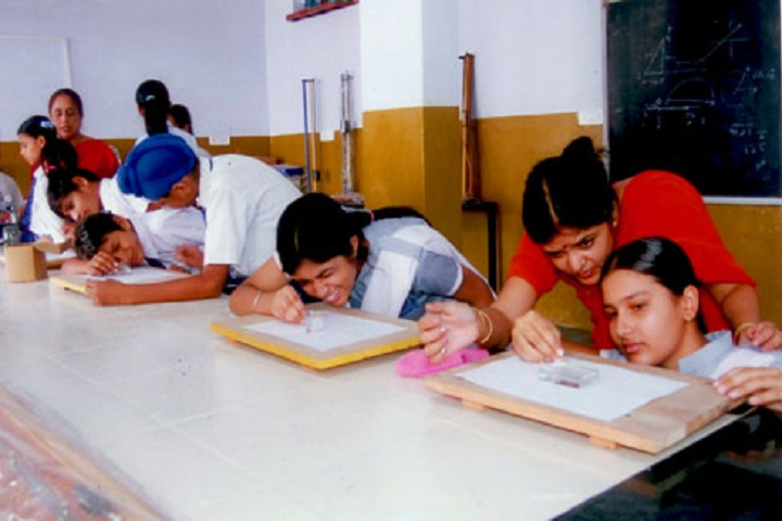 Ambala Public School-Physics Lab