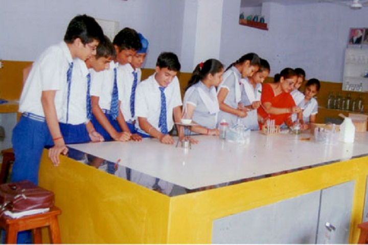Ambala Public School-Science Lab