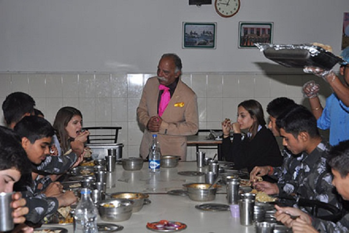 Amity Indian Military College-Cafeteria