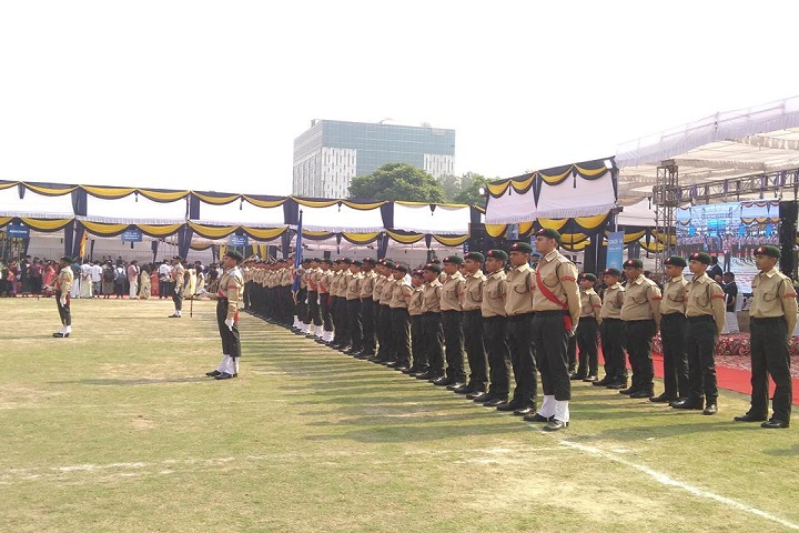 Amity Indian Military College-Military Group
