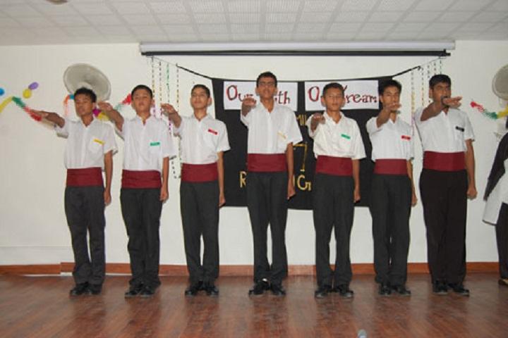 Amity Indian Military College-Pledge