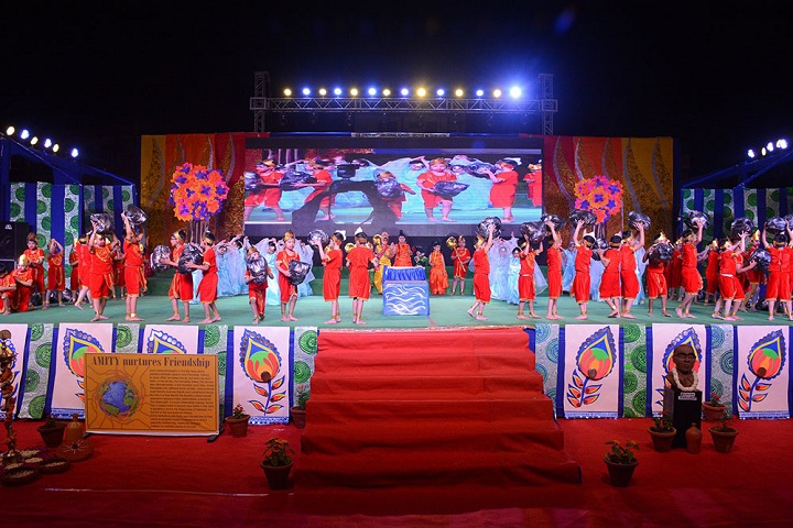 Amity International School-Annual Day celebration