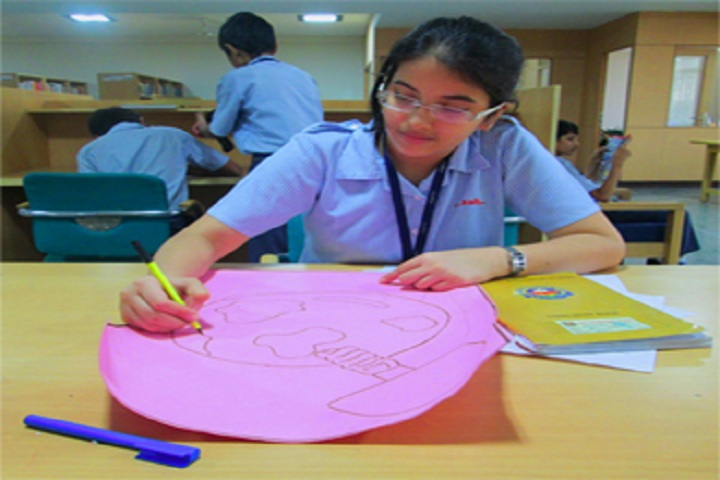 Amity International School-Art