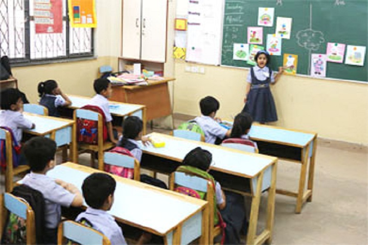 Amity International School-Classroom