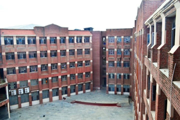 Amity International School-School Building