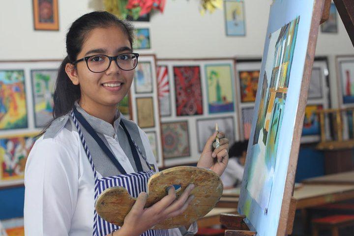Amity International School-Art Exhibition