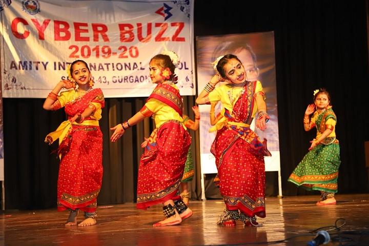 Amity International School-Cultural Program