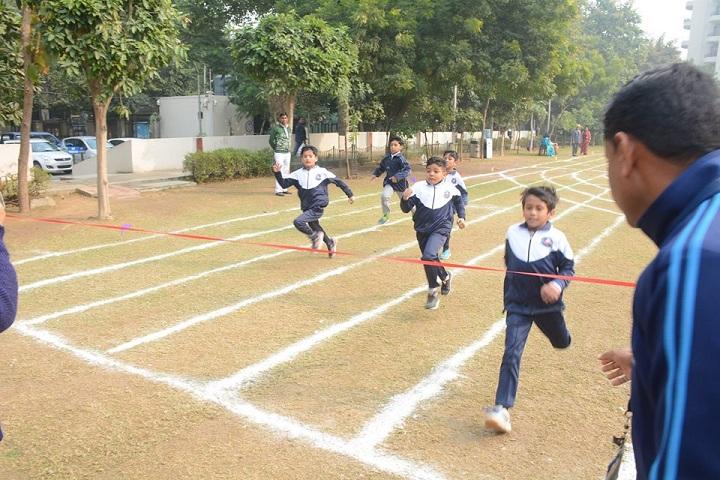 Amity International School-Games