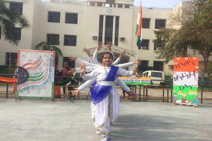 Amity International School-Independence Day Celebration