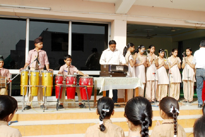 Anand Public School-Music
