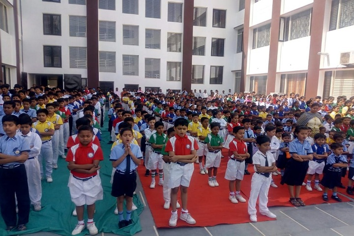 Anand School For Excellence-Assembly