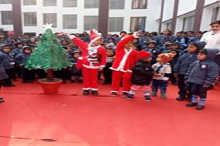 Anand School For Excellence-Christmas Celebrartions