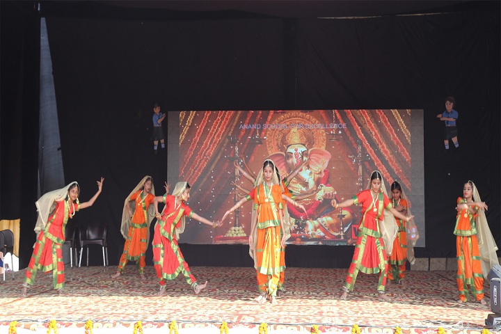 Anand School For Excellence-Cultural program