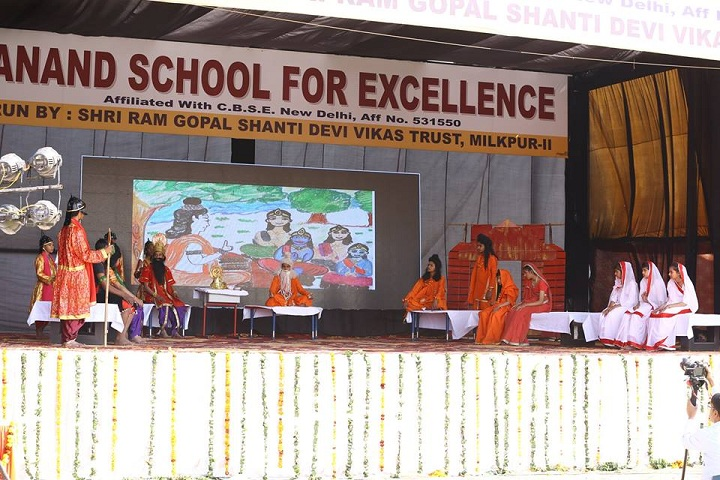 Anand School For Excellence-Drama