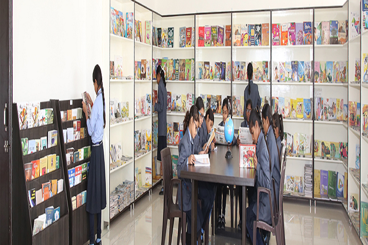 Anand School For Excellence-Library