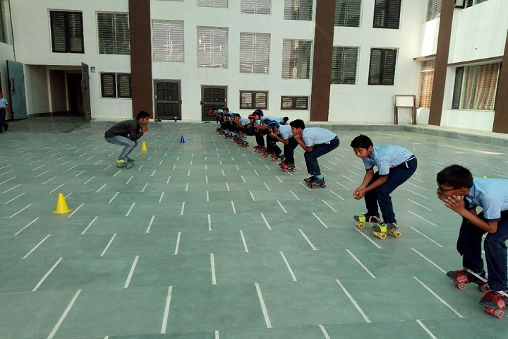 Anand School For Excellence-Skating