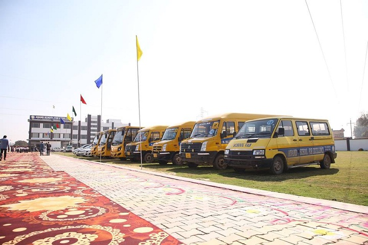 Anand School For Excellence-Transport