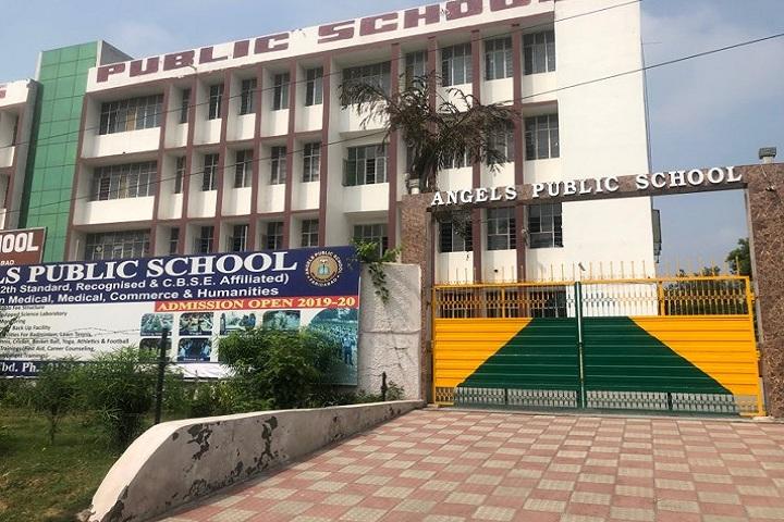Angels Public School-Campus-View