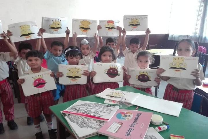 Angels Public School-Others activity