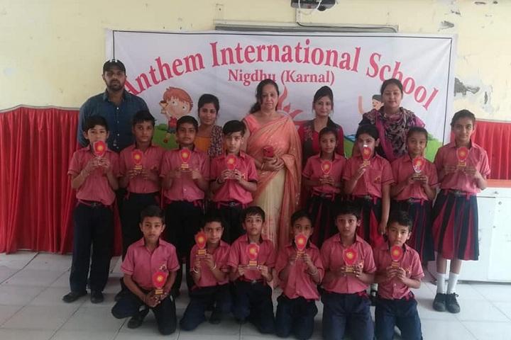 Anthem International School-Achievements