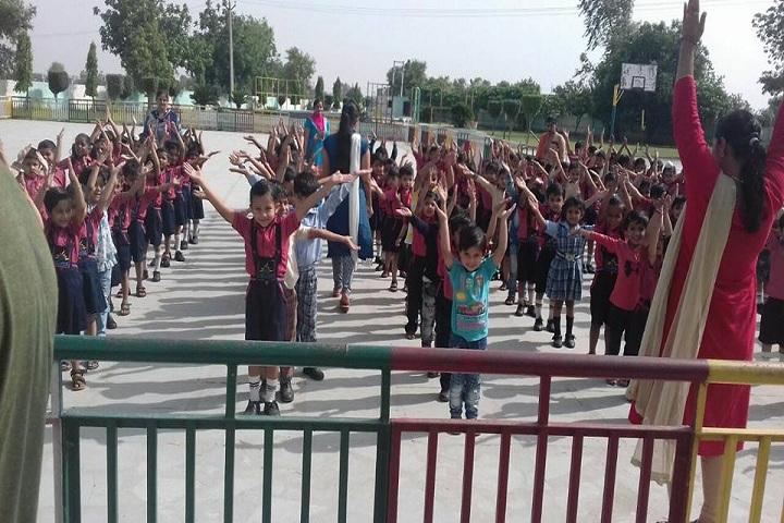 Anthem International School-Drill Activity