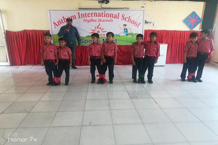 Anthem International School-Games