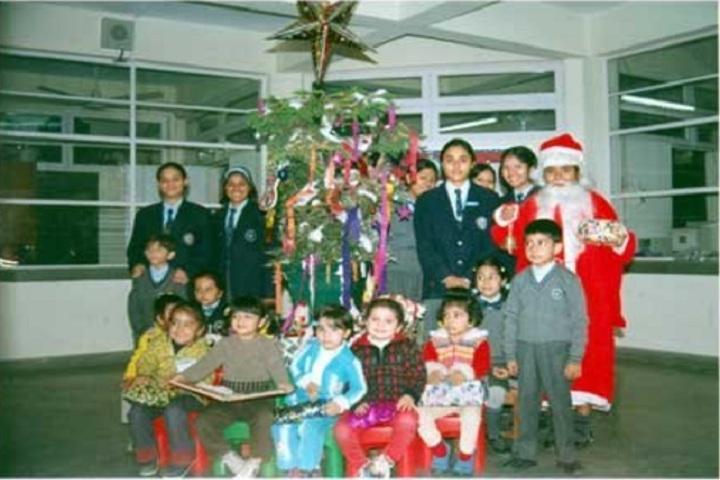 Apeejay School-Christmas Celebration