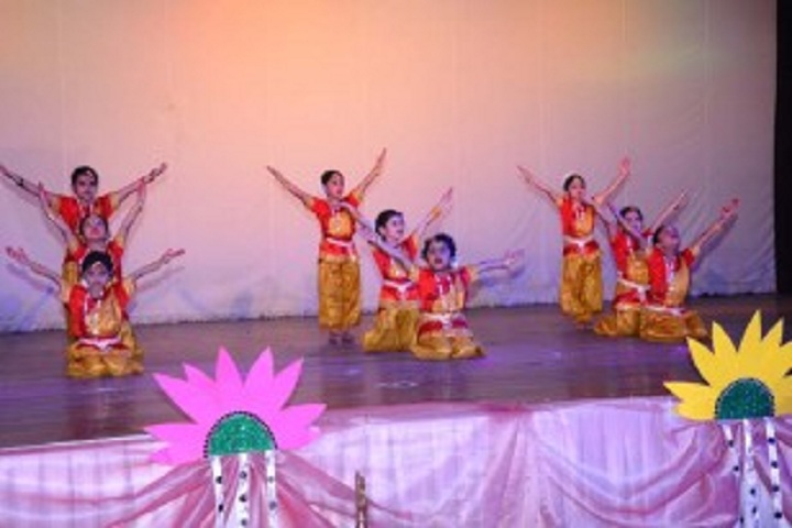 Apeejay School-Cultural program