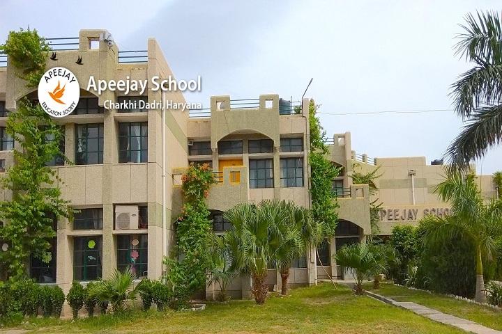 Apeejay School-School- Building